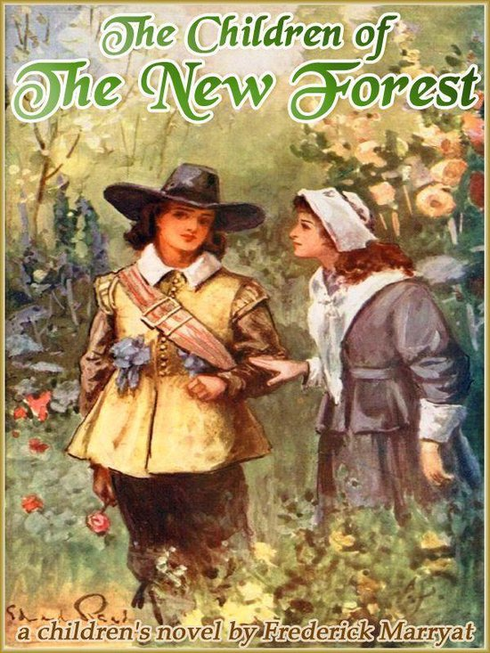 THE CHILDREN OF THE NEW FOREST (Illustrated and Free Audiobook Link)
