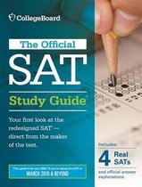 Boek cover Official Study Guide for the New SAT van College Board