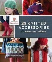 Boek cover Interweave Favorites - 25 Knitted Accessories to Wear and Share van Interweave