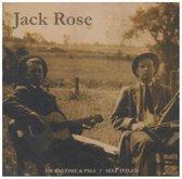 Dr Ragtime & His Pals + Jack Rose