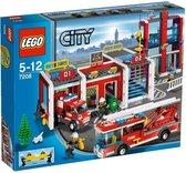 LEGO City Brandweerstation - 7208