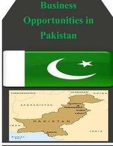 Business Opportunities in Pakistan