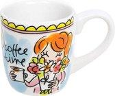 Blond Amsterdam - Even Bijkletsen - Espresso kopje - Coffee - 50 ml