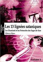 Les lignées sataniques (Volume 2) - Les Protocoles des Sages de Sion