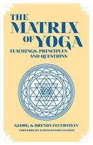 Omslag The Martix of Yoga
