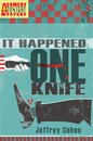 It Happened One Knife: A Comedy Tonight Mystery