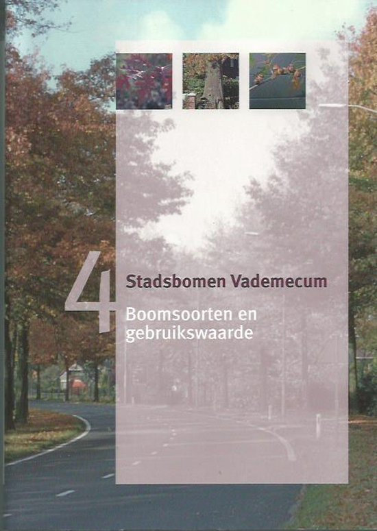 Stadsbomen Vademecum 4 - T.J.M. Janson |