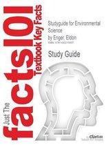 Studyguide for Environmental Science by Enger, Eldon