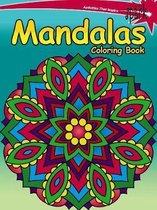SPARK -- Mandalas Coloring Book