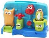 Speelgoedwastafel met Zuignappen - Imaginarium - Met Beker, Borstel en Kraan