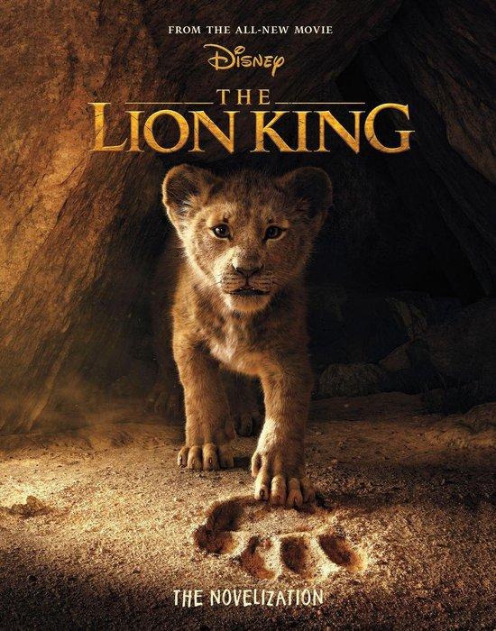 Boek cover Lion King Live Action Novelization, The van Elizabeth Rudnick (Onbekend)