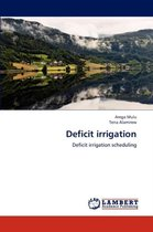 Deficit Irrigation