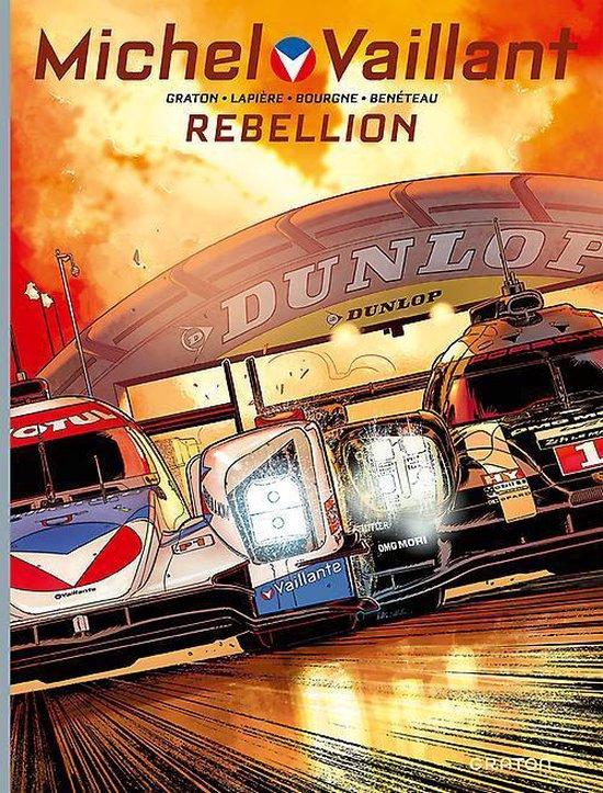 Michel vaillant seizoen 2 06. rebellion - Marc Bourgne |