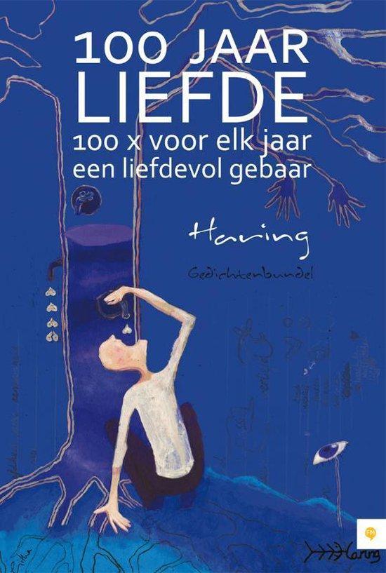 Cover van het boek '100 jaar Liefde' van  Haring