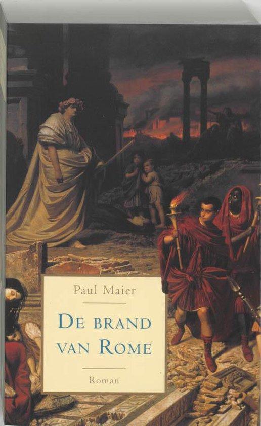De brand van Rome - Paul Maier |