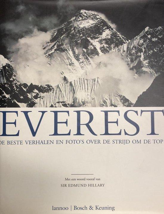 Everest de beste verhalen en foto's - none |
