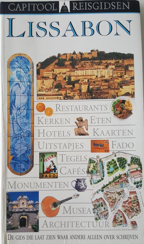 Capitool reisgids Lissabon - Capitool | Readingchampions.org.uk