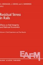 Residual Stress in Rails