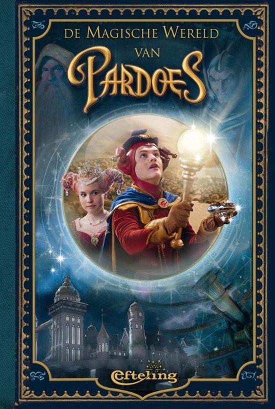 Cover van het boek 'De magische wereld van Pardoes'