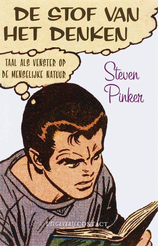 De Stof Van Het Denken - Steven Pinker |