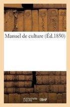 Manuel de culture