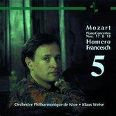 Piano Concertos No. 17 & 18