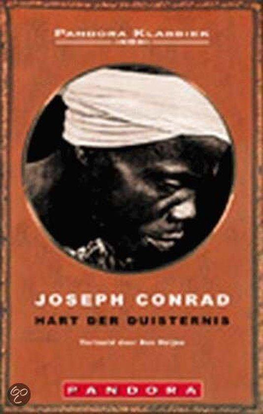 Cover van het boek 'Hart der duisternis' van Joseph Conrad