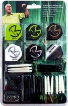 XQ-Max Michael van Gerwen Accessoires Set