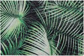 Deurmat palm uit de collectie mad about mats