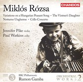 Orchestral Works, Vol. 2