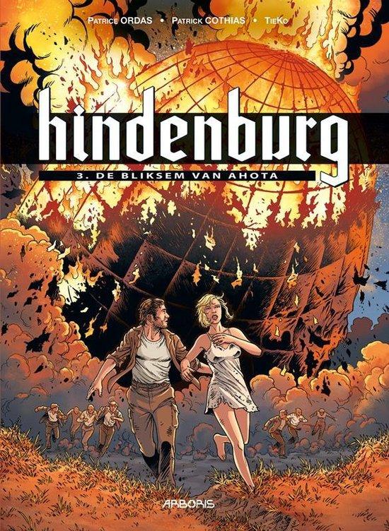 Hindenburg Hc03. de bliksem van ahota - Tieko | Fthsonline.com