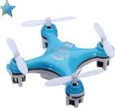 Cheerson CX-10 Mini Quadcopter - Drone - Blauw