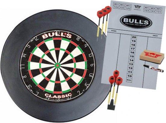 Afbeelding van het spel Bull's Surround Dartboard Set