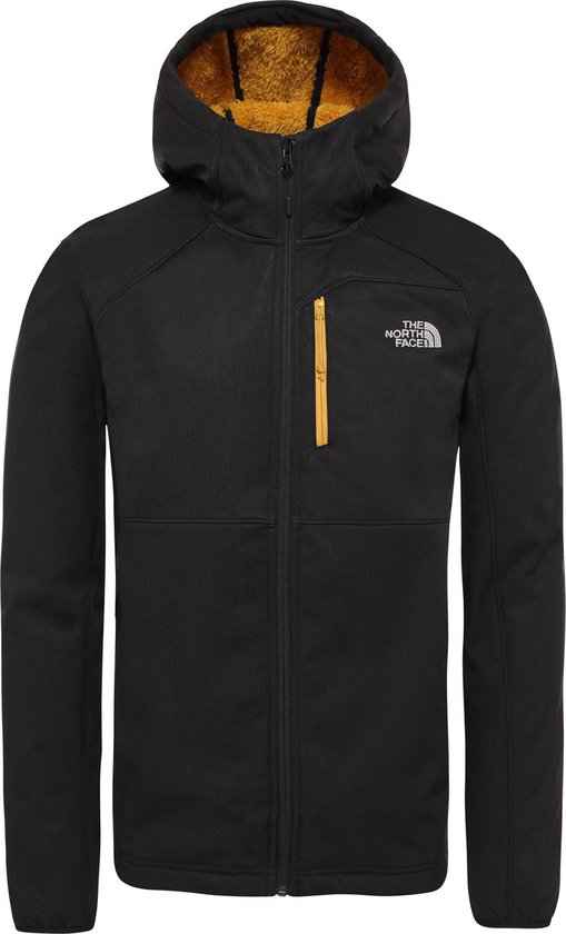 The North Face Quest softshell jas heren tnf black Outdoor
