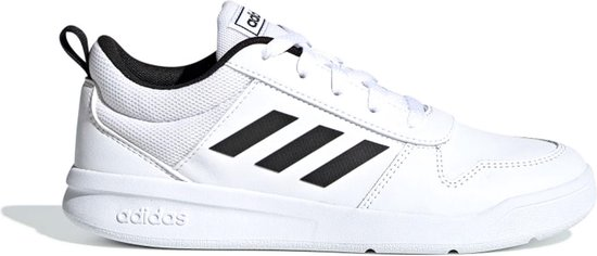 adidas Sneakers - Maat 38 2/3 - Unisex - wit/zwart