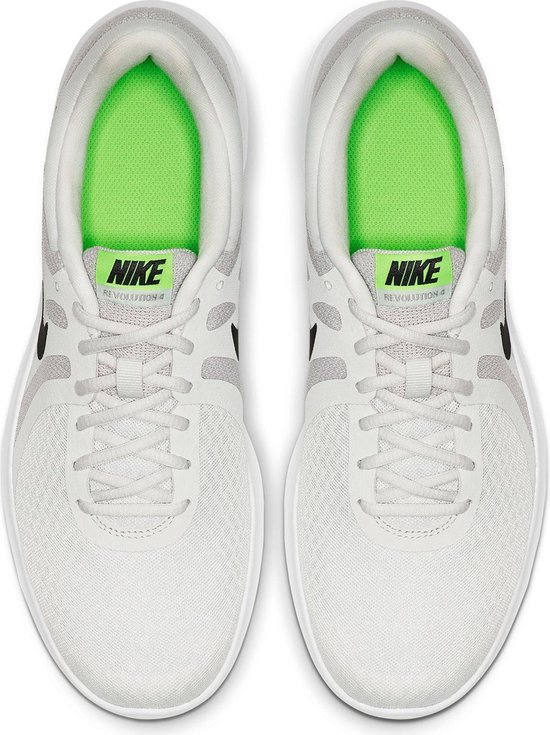 Nike Sportschoenen Maat 42.5 Mannen witzwartlimegroen