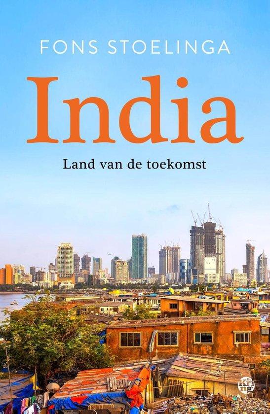 Boek cover India van Fons Stoelinga (Onbekend)