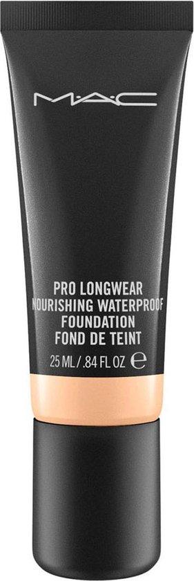 MAC Pro Longwear Nourishing Waterproof Foundation – NC 20
