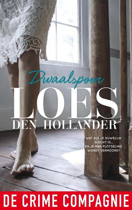 Boek cover Dwaalspoor van Loes den Hollander (Onbekend)