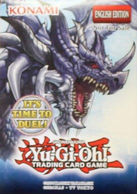 Afbeelding van het spel Yu-Gi-Oh! - Advanced Demo Deck (mini sized deck)