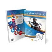 Boek cover MotorTheorieboek 2021 - MotorTheorie Boek Rijbewijs A Nederland van VekaBest