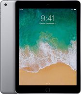 Apple iPad (2017) - 9.7 inch - WiFi - 32GB - Spacegrijs