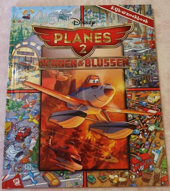 Disney Planes - Kijk- en Zoekboek - Art Mawhinney pdf epub
