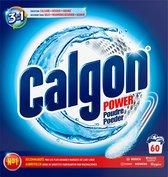 Calgon 3 in 1 Tabs Ontkalkingspoeder voor Wasmachines - 1.5kg