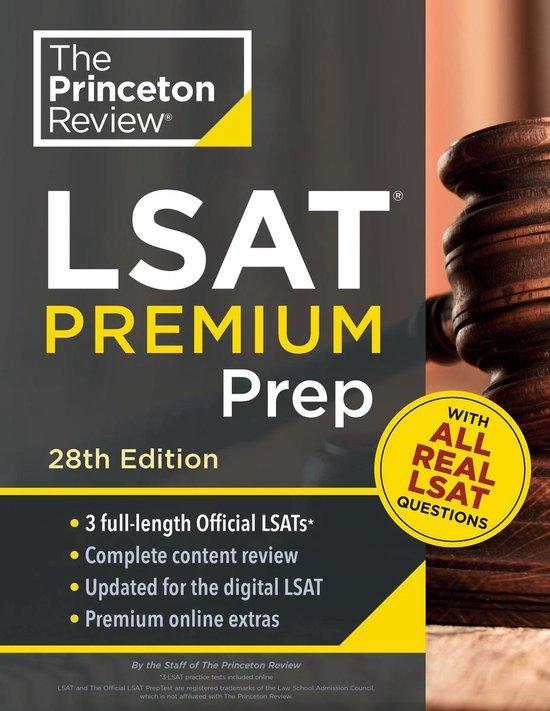 Princeton Review LSAT Premium Prep