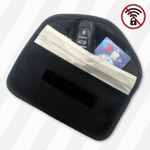 SleutelCover SignalBlocker - Anti-Diefstal Auto - Keyless entry beschermhoes - RFID signaal blokkeren - Autosleutel Etui - straling autosleutel beschermen - inbraak voorkomen