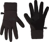 The North Face Etip Hardface Glove, Black Heather - maat S-M