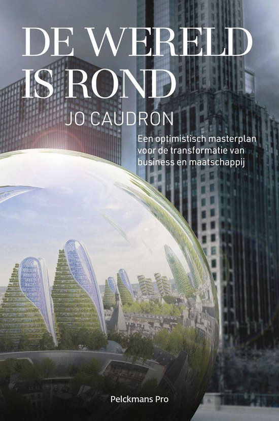 De wereld is rond - Jo Caudron |