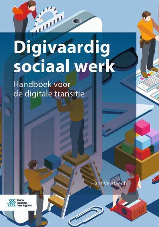 Digivaardig sociaal werk - Hans Versteegh |