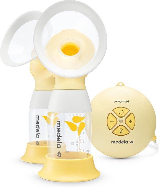 Product: Medela Swing Maxi Flex Dubbel elektrische borstkolf, van het merk Medela